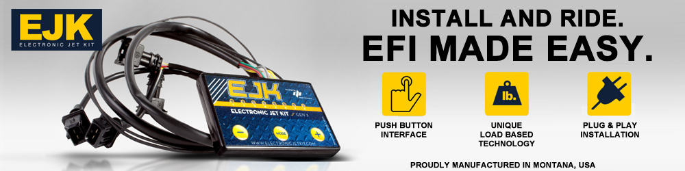 EJK Tuning Fuel Controller