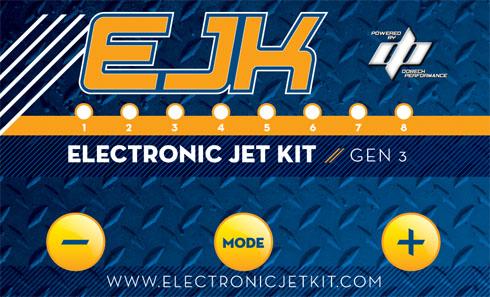 Electronic Jet Kit